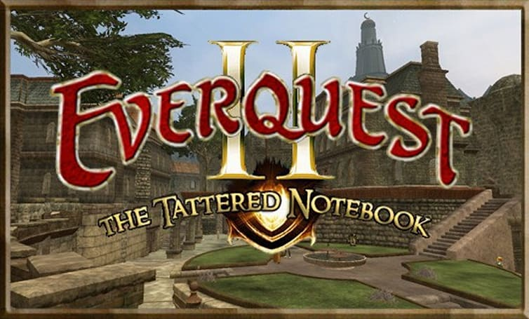 The Tattered Notebook: EQII's housing update makes feet obsolete