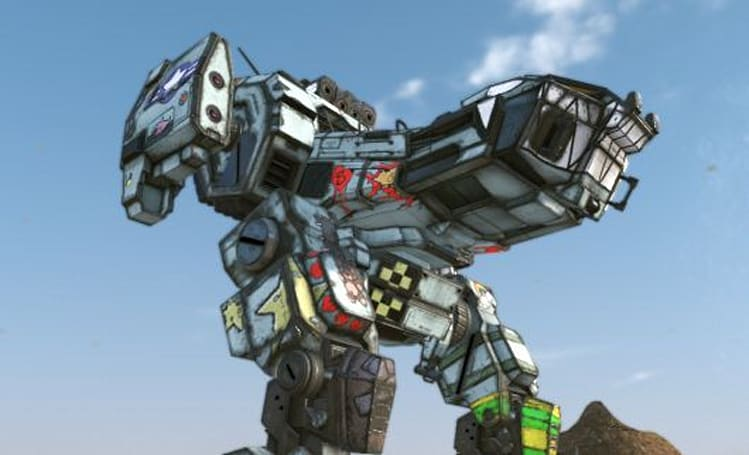 MechWarrior Online launches Sarah's Jenner in honor of 5-year-old cancer victim