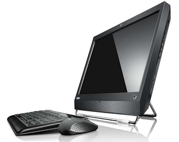 Lenovo ThinkCentre M90z all-in-one is made for large businesses, but startups like it too