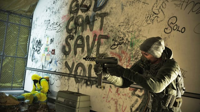 'The Division' is getting an open beta next week