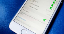 iOS 9's WiFi Assist is killing your data plan