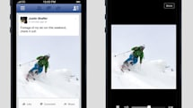 Facebook's changing the way News Feed videos display, but it's mobile-only for now