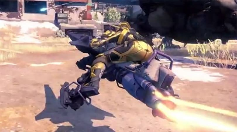 Destiny devs on weapons, vehicles, and more