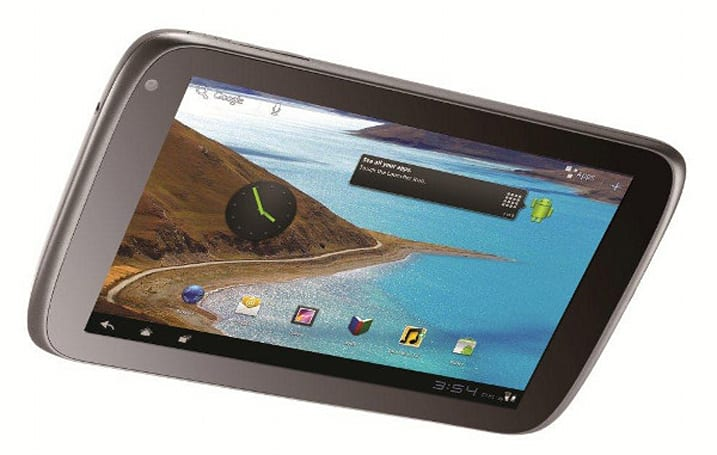ZTE Optik tablet hits Sprint for $100 on February 5th, hopes EVDO is good enough