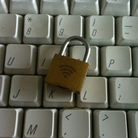 Staying Safe: securing your wireless connection