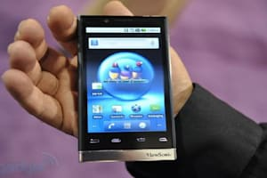 ViewSonic ViewPad 4 Hands-on