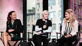 """Grace Helbig, Mamrie Hart And Hannah Hart On """"Dirty 30"""" And LGBTQ"""