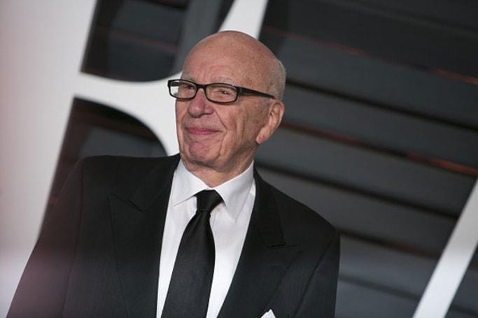 Rupert Murdoch's exit as Fox CEO hints at a bigger digital future