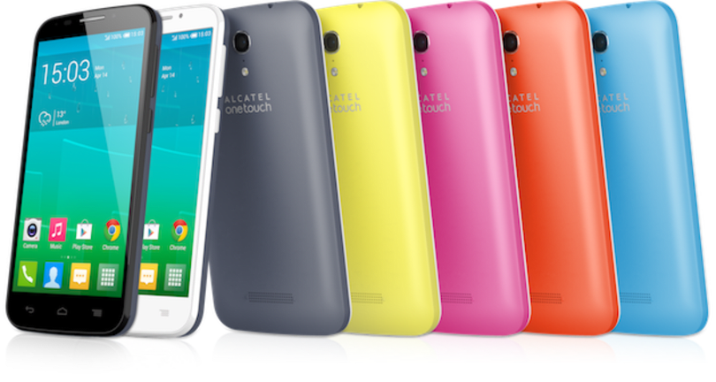 Alcatel introduces Pop S series of budget-friendly LTE phones