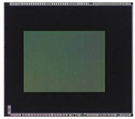 Toshiba unveils new CMOS sensor, flaunts smaller pixels