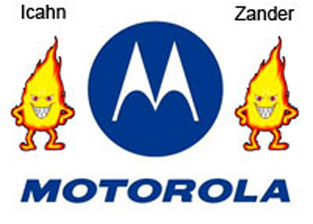 Motorola slams back at Carl Icahn