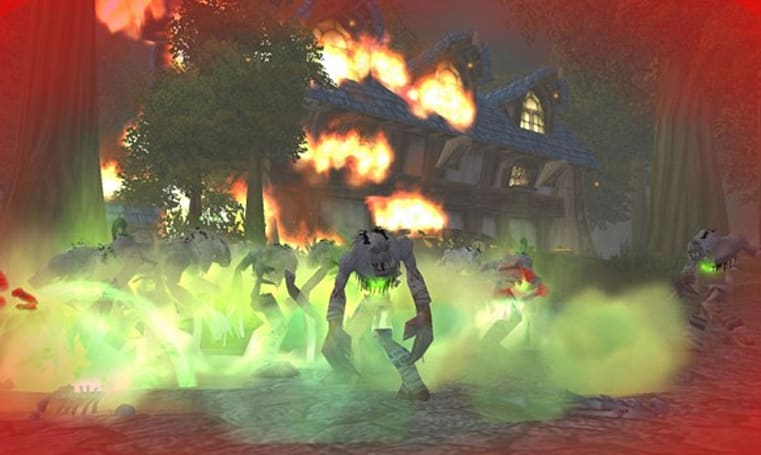 WoW Archivist: The zombie plague event