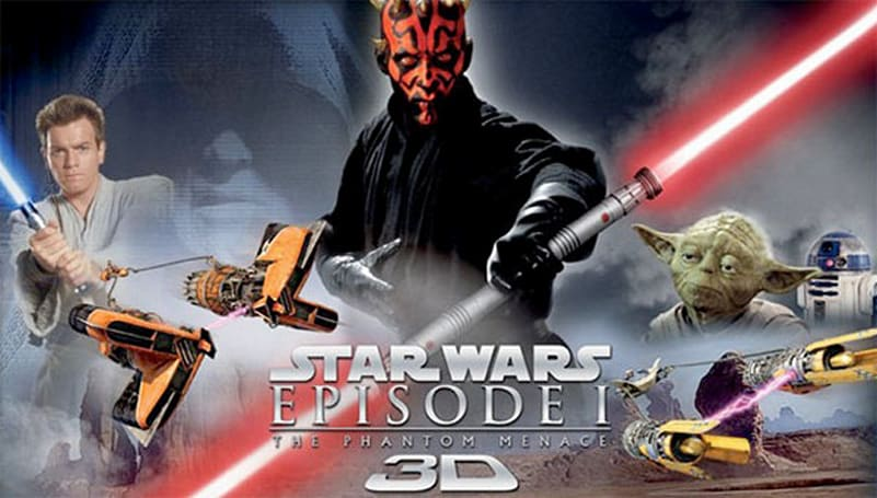 Star Wars 3D getting the Blu-ray treatment for spring?