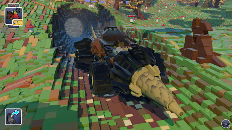 Lego's 'Minecraft' competitor is real and ready to download