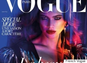 Meet The 1st Transgender Model To Cover French Vogue