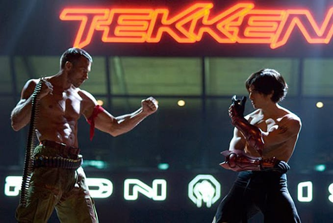 Actor retracts announcement of live-action Tekken prequel
