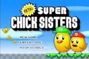 Cruelty-free web gaming with PETA's Super Chick Sisters