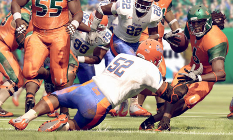 Some NCAA Football 12 features reportedly broken by patch