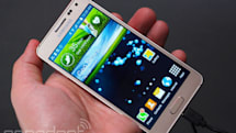 The Samsung Galaxy Alpha is smaller, lighter and more elegant than the GS5