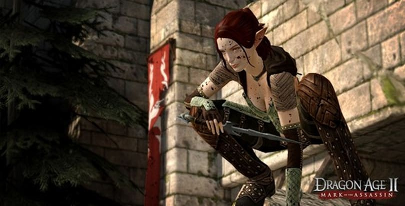 Dragon Age 2 - Mark of the Assassin Review