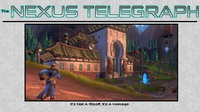 The Nexus Telegraph: Inspirational paths for WildStar