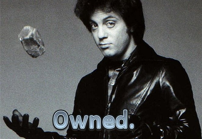Billy Joel coming to Rock Band 3 out of spite