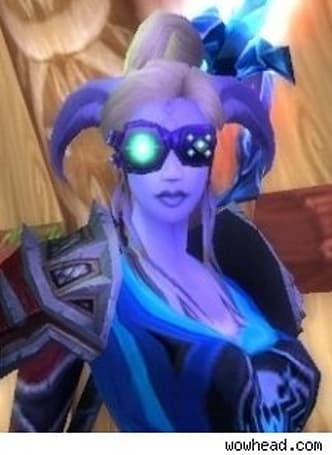 Holy Paladin goggles added in patch 3.0.8