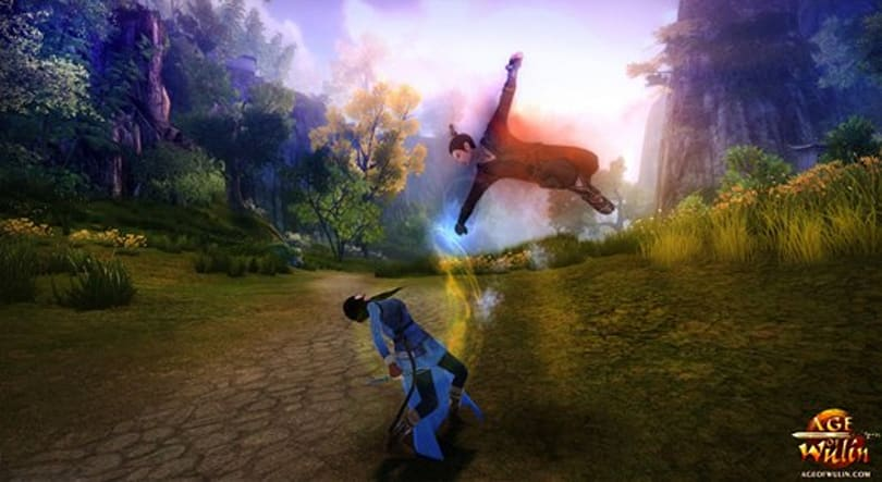 gPotato reveals Age of Wulin sects