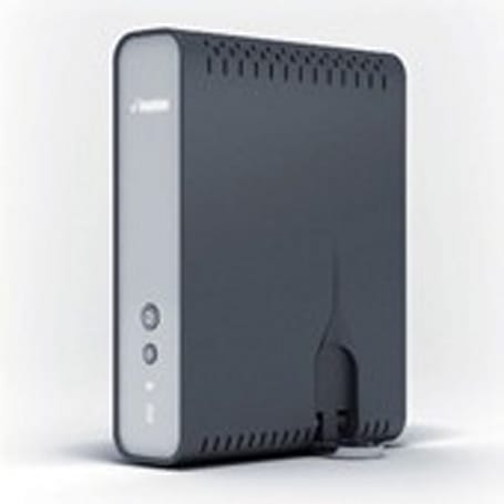 Imation's wireless USB Apollo Pro WX external HDD does backups sans wires