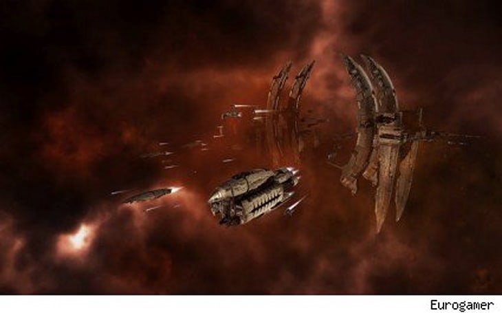 An insider's account of galactic warfare in EVE Online
