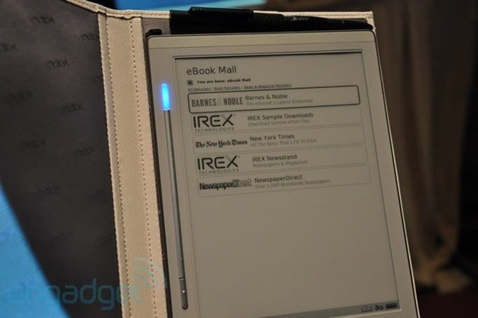iRex Technologies files for bankruptcy, partly due to US problems