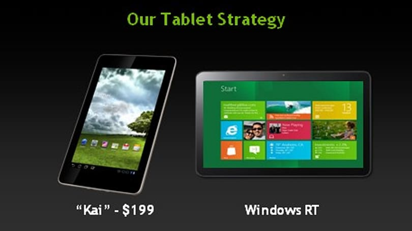 NVIDIA outlines Kai platform, hopes to make good on $199 quad-core tablet promise