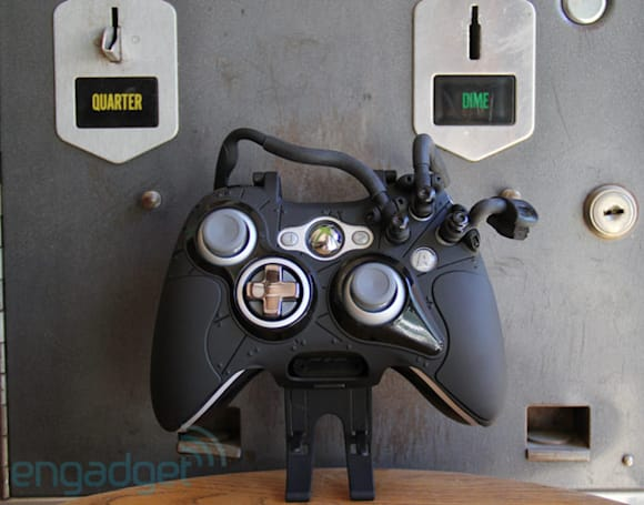 N-Control Avenger Xbox 360 attachment makes it look complicated, we go hands-on (video)