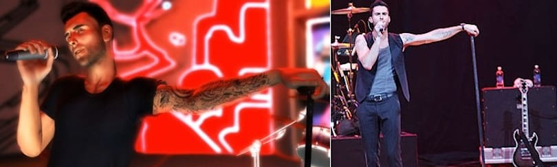 Maroon 5 singer sues Activision over use of likeness in Band Hero
