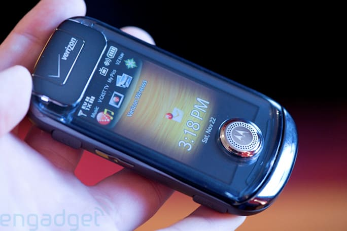 Motorola Krave ZN4 hands-on over at Engadget Mobile