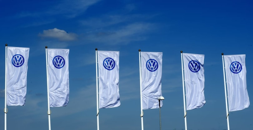 Volkswagen chokes on its first loss in 15 years