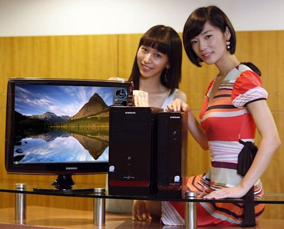Samsung takes eco-friendly to the desktop with MV100 and MZ100