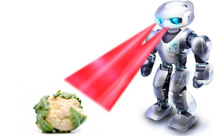 Researchers develop infrared vegetable harvesting robot, to the disgust of children everywhere