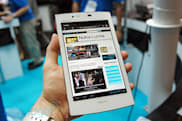 NEC Medias Tab UL runs Android 4.0, weighs just over half a pound (hands-on)