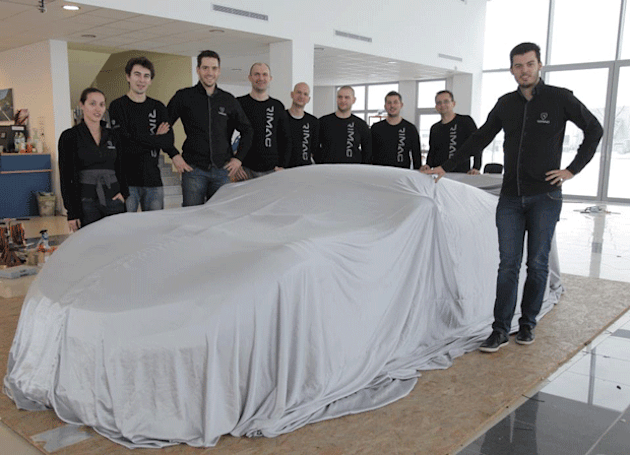 Rimac delivers Concept_One-based one-off, refuses to pull back the curtain