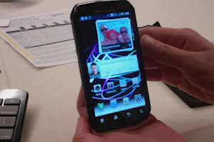Hands-on With the Sprint Motorola Photon 4G