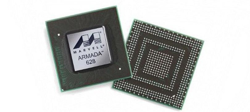 Marvell unveils 1.5GHz triple-core application processor, all current smartphones look on in envy