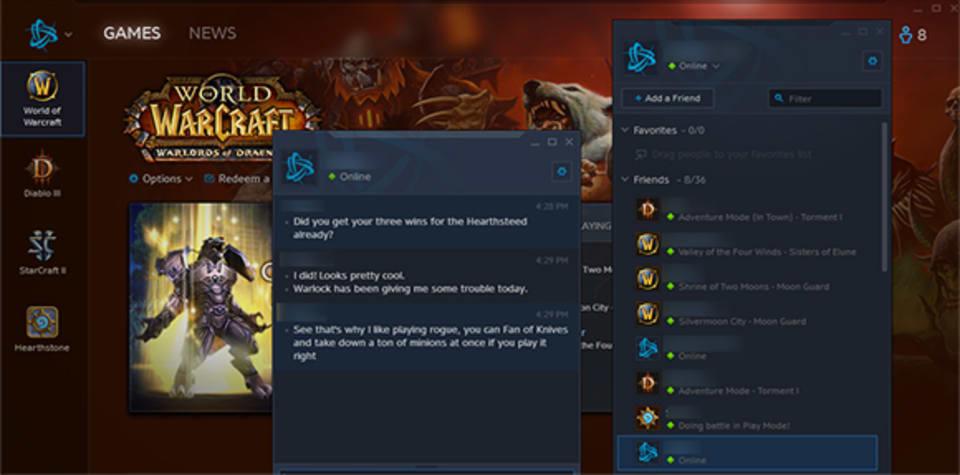 H патч для игры через battle net