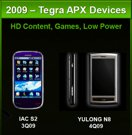 NVIDIA's Tegra jumps on the Android bandwagon