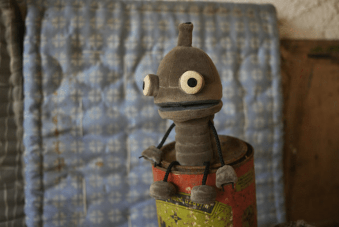 Machinarium plushie now available for pre-order