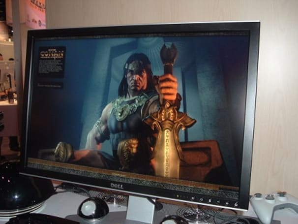Hands-on with Age of Conan's Dark Templar class