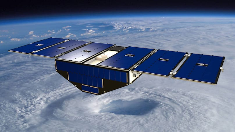 NASA satellites to predict hurricane paths by studying their cores