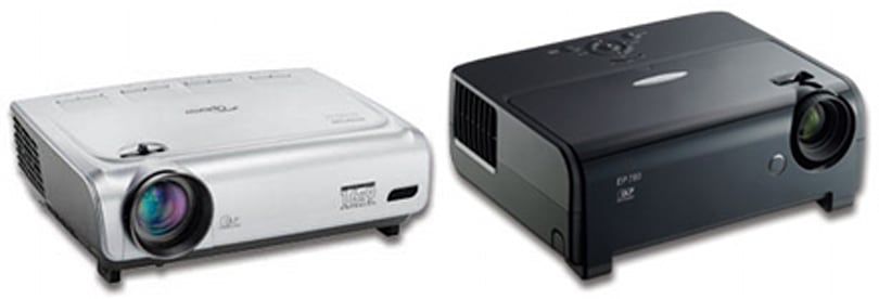 Optoma intros EP1690 and EP780 DLP projectors