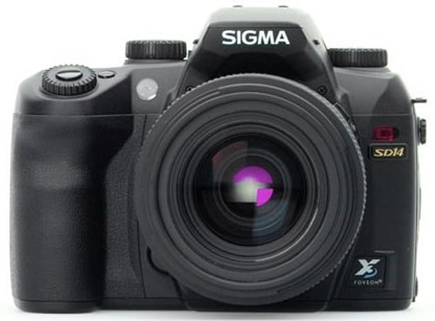 Sigma SD14 reviewed: promising, but not quite there
