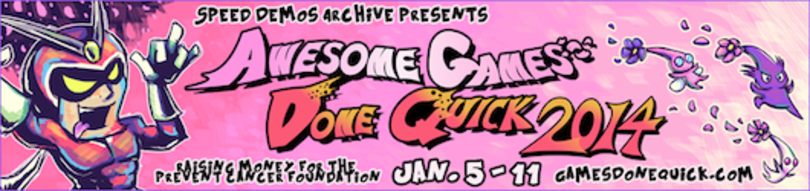 Awesome Games Done Quick tops $1 million in last 24 hours